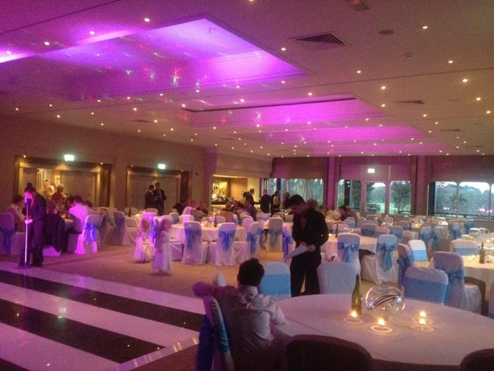 Wedding And Private Party DJ At Mere Golf Club Resort Charlie Browns Entertainment